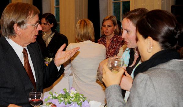 So bot der Abend den Gästen Anlass zu anregenden Gesprächen
